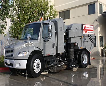 Street Sweeper Image