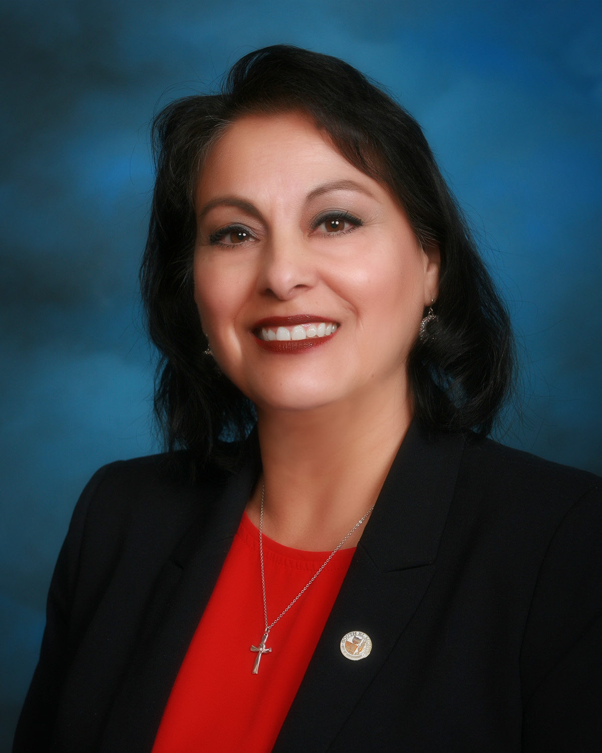 Mayor Gloria Olmos